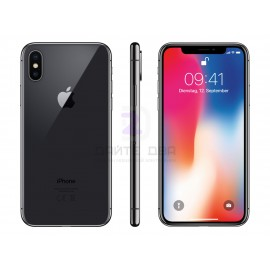 Apple iPhone X 64gb Space gray (не Ростест)